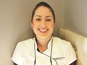 Dr. Edwina dentist in North Sydney