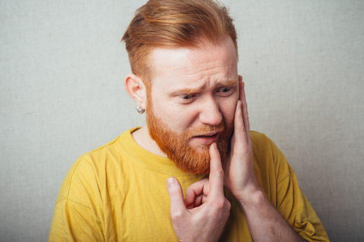 Broken tooth- toothache- dental emergency